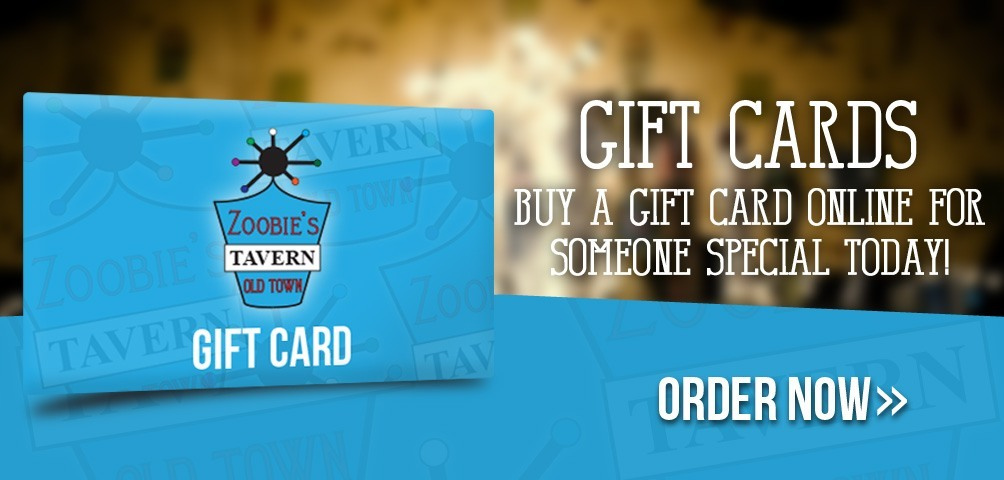 Order A Gift Card